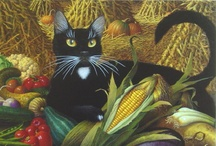 CATS in ART / by Diane Vincent