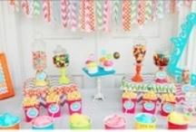 Party Ideas / by Crystal Ashton