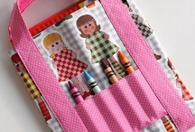 Sew It ~ babies, kids and dolls / by Lorie Atherton