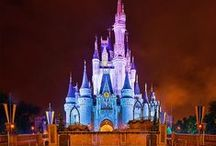 hApPiEsT pLaCe On EaRtH / If I could live in Disney World, I would. / by Kimberly Chambers Baibel