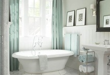 Bathroom Inspiration / by Lorie Atherton