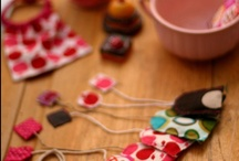 Sewing ideas- inspiration / by * Spaghettis