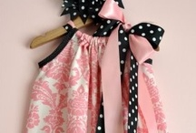 Sew it ~  Pillowcase Dresses / by Lorie Atherton