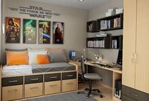Caleb's room / by Jennifer Schell