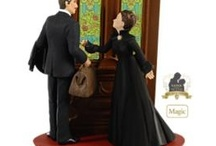 """Hallmark """"Gone With The Wind"""" Ornaments / by Carla Bennett"""