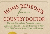 Home Remedies / by Carla Bennett