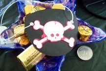 Pirate Party Ideas / by Cupcake Wishes & Birthday Dreams