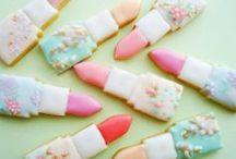 Sweet Treats / Jouer Cosmetics' Sugar High Board / by Jouer Cosmetics