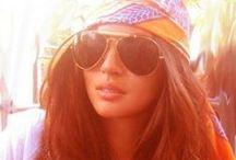 Festival chic / Jouer Cosmetics' Coachella Style Board / by Jouer Cosmetics