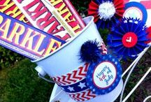 July 4th Sparkle and Shine - Cupcake Wishes & Birthday Dreams / by Cupcake Wishes & Birthday Dreams