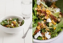 • Soups & Salads • / by Dori Buch
