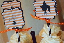 Witch Themed Halloween Party by Cupcake Wishes & Birthday Dreams for MG Party Impressions / by Cupcake Wishes & Birthday Dreams