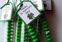 Holidays - Luck o' the Irish / by Teresa Behm