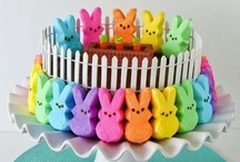 Marshmallow Peeps Ideas / by Cupcake Wishes & Birthday Dreams