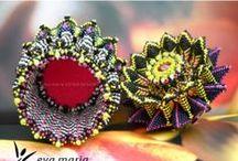 Beadweaving - Jewelry / Tutorials / by Laura Pacino