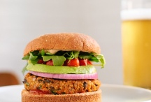 • Burger, Sandwiches & Wraps • / by Dori Buch