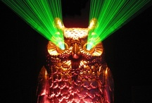 Laser Owl Symposium / Today, we'd like to talk to you about laser owls.  / by Percolate Galactic