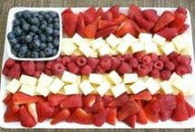 Fourth of July Ideas / by Kaylee Crothers
