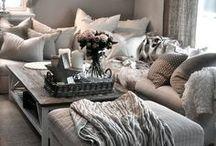 Interior Design/Home Decor-My new <3 / by Amanda Rice Harvey