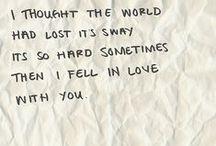 Quotes/Sayings/Cute Stuff / by Amanda Rice Harvey
