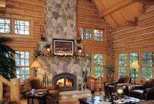 cabin / by Sue Norton
