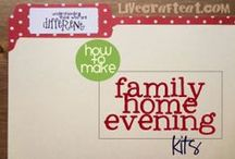 Family fun/FHE! / by Sarrah Keyes