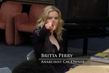 Britta Perry / by Community