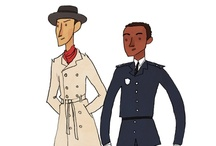 Inspector Spacetime / by Community