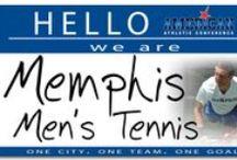 Memphis Men's Tennis / by Memphis Athletics