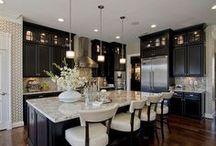 Kitchen Ideas / by Amanda Rice Harvey