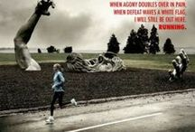 Running Quotes / Inspirational quotes to motivate you to run. / by Fuel Running