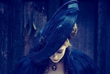 Hats, Headpieces and Hair Accessories / by Amber Beasley