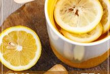 Drink To Your Health / Teas and other concoctions for healing and preventative health. / by Tate Bagwell