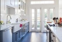 kitchens  / by Adrienne Berg
