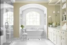 bathrooms / by Adrienne Berg