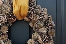 wreaths / by Adrienne Berg