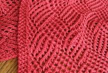 crochet, knit, stitch / by Barb ODonnell