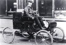 History Buffs / View images of Greater Lansing's history and its roots in the automotive industry. Learn more at: http://www.lansing.org/events/interest/historybuffs/ / by Greater Lansing Convention and Visitors Bureau