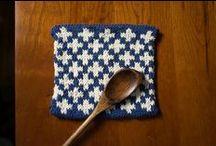 knit, knit, knit / by Missy Erving