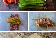 Food I Must Make! YUM YUM YUM! / by Amber Montague
