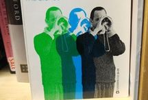 Cover Club / book covers we like / by Little Otsu