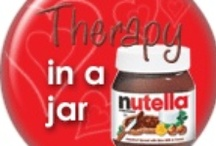 Anything with Nutella / by Diana Lincoln Kupferer