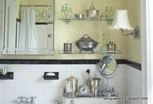 Bathrooms / by Diana Lincoln Kupferer