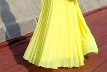 Skirting it Up / Skirts and skirts and skirts..all about it.. / by Apoorva N
