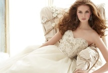Ball Gown Wedding Dresses / by Wedding Dressed