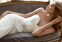 Strapless Wedding Dresses / by Wedding Dressed