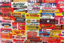 The Candy Store....It's all about candy! / Remember going to the store and coming out with a bag of your favorite candies?  / by Diana Lincoln Kupferer