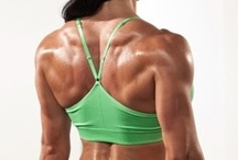 Back Exercises / by Amber Montague