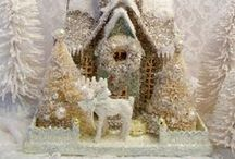 Christmas in White / by Diana Lincoln Kupferer