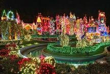 Christmas in Lights / by Diana Lincoln Kupferer